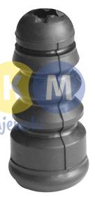 rubber buffer of shock absorber