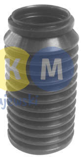 rubber buffer and bellow of shock absorbers,